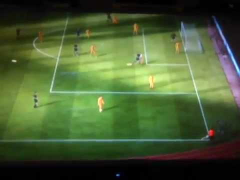 Goal from a Corner Kick Fifa World Cup