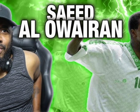Saeed Al Owairan Goal vs Belgian 1994 FIFA World Cup Reaction