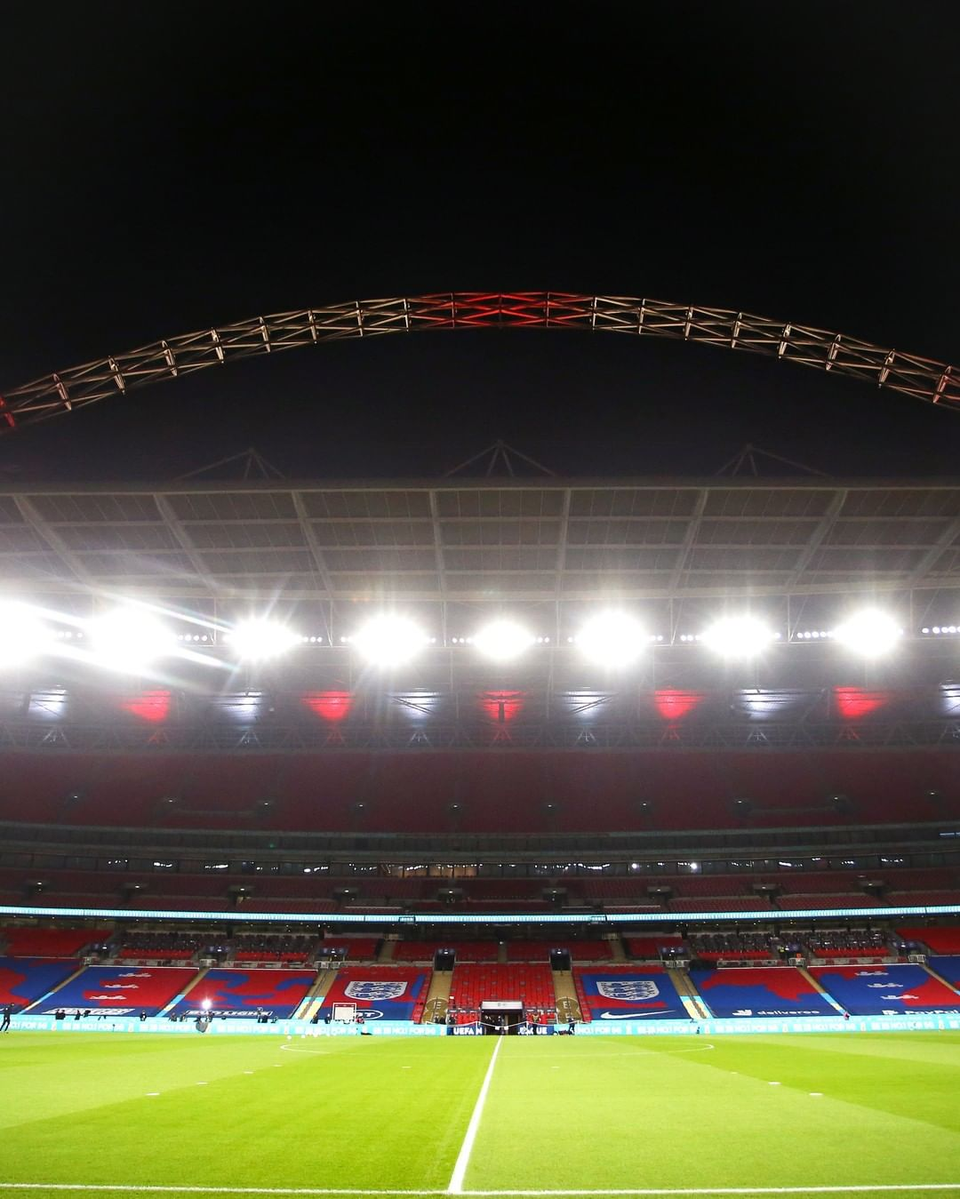 Which player do you think of first when you see Wembley Stadium? ...