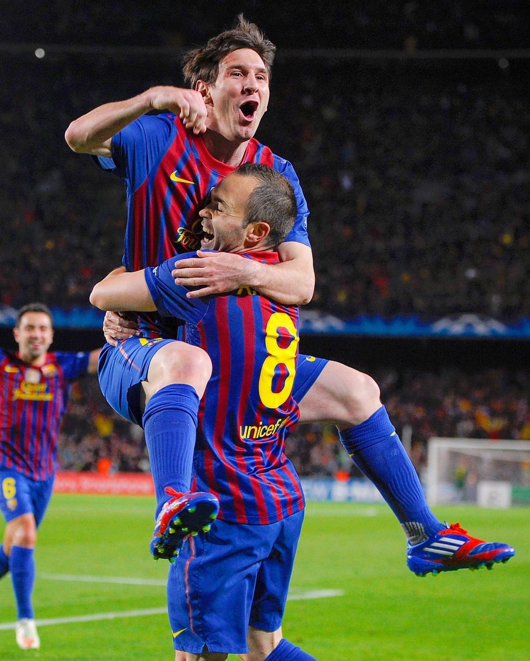 Leo Messi made it 91 goals for 2012 It remains a world record for goals scor...