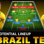 Brazil Potential Lineup for FIFA World Cup 2022 Qualifiers ? Brazil vs Venezuela & Uruguay