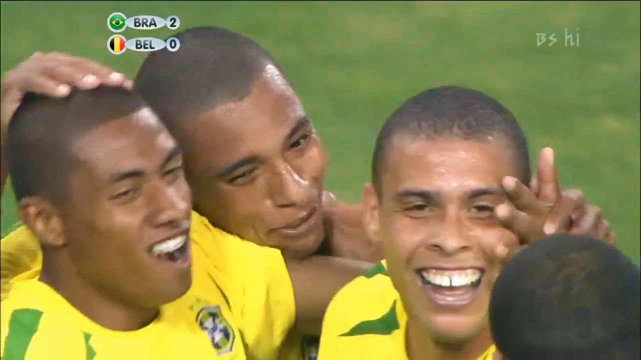 Brazil in Fifa World Cup 2002   Highlight & All Goal Group Stage - Final