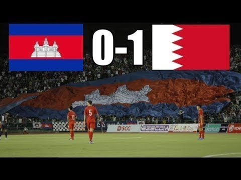 Cambodia Vs Bahrain 0-1 Highlight FIFA World Cup 2022
