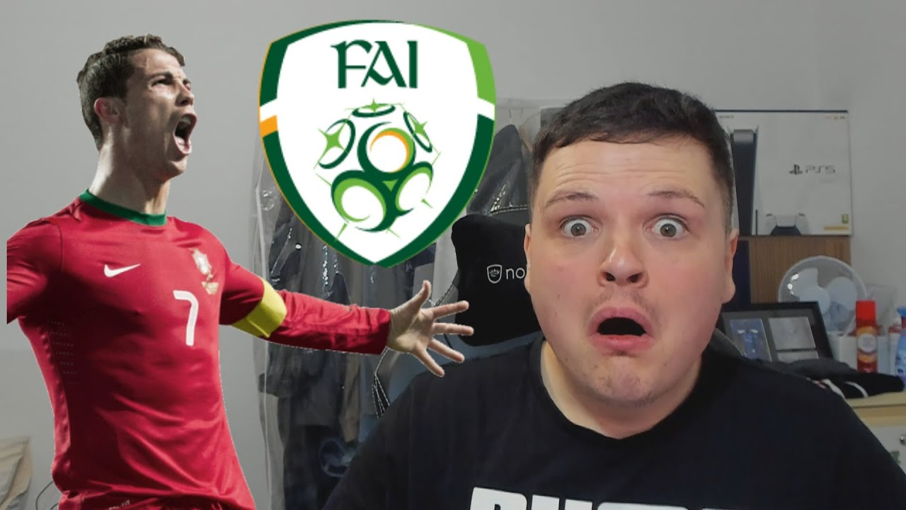 IRELAND FAN REACTS TO IRELAND'S WORLD CUP 2022 GROUP DRAW!