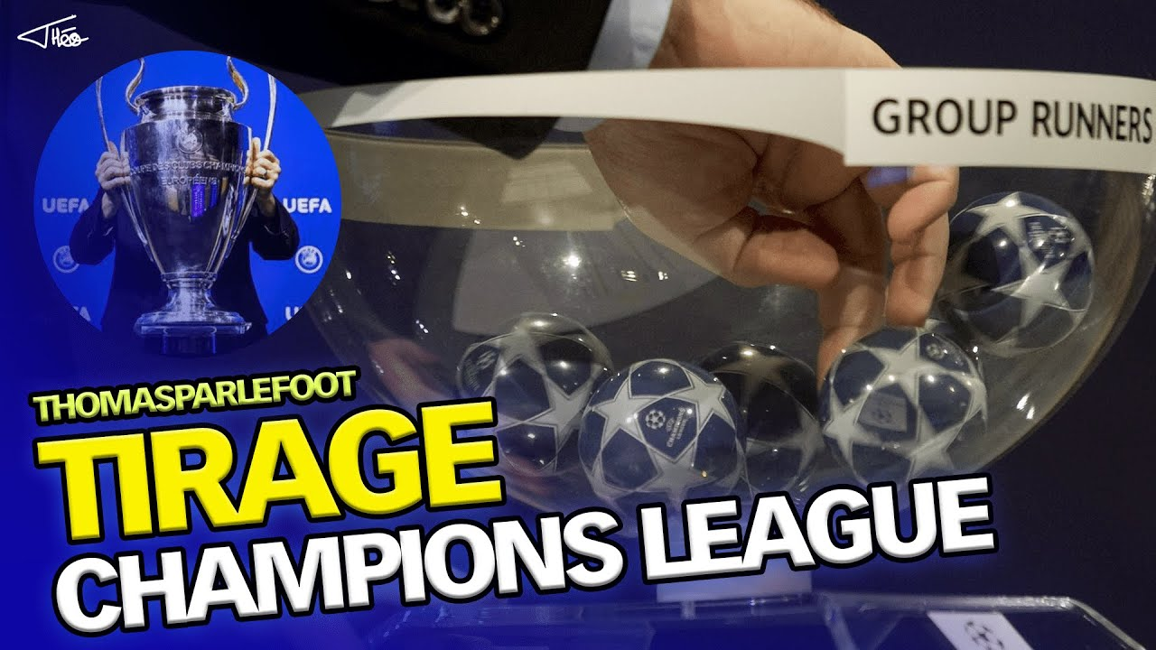 ?? Live/Direct : TIRAGE LIGUE DES CHAMPIONS / CHAMPIONS LEAGUE DRAW | 8 ème de Finale