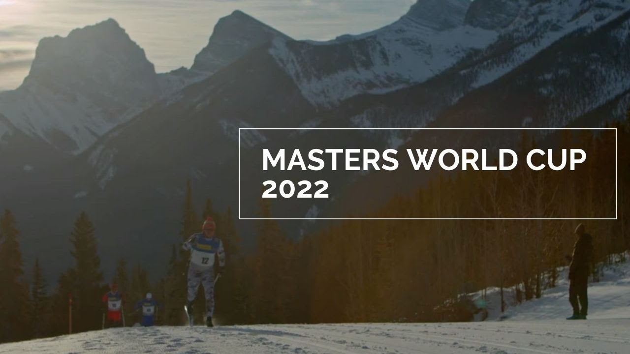 Masters World Cup 2022 - Cross-country Skiing