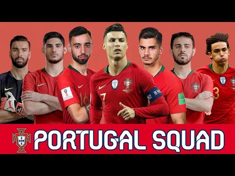 Portugal New  Squad World Cup 2022 || New And Young Squad || Best Sqaud ||