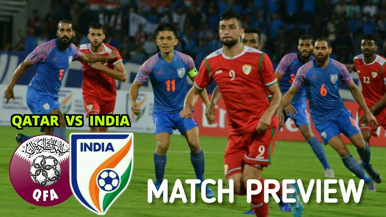 Qatar vs India | preview | FIFA World Cup 2022 Qualifier