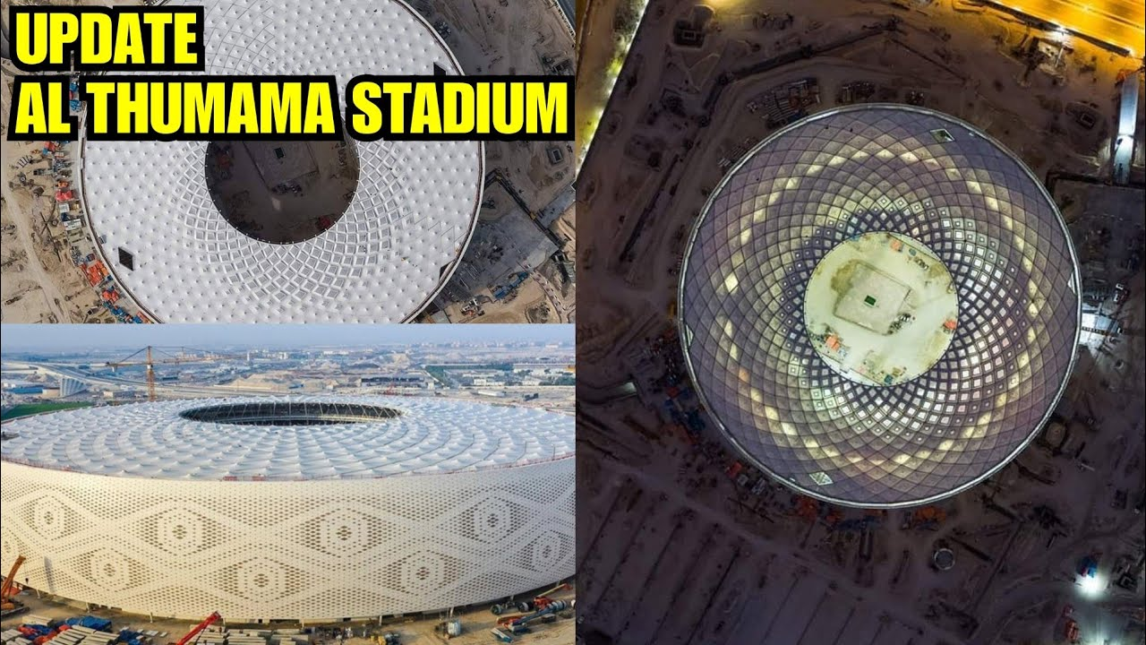 ROAD TO 2022! Update Al Thumama Stadium (Qatar) For FIFA World Cup 2022! July 12, 2020