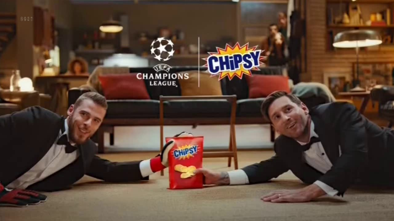UEFA Champions League 2019 Outro - Chipsy & Heineken SRB