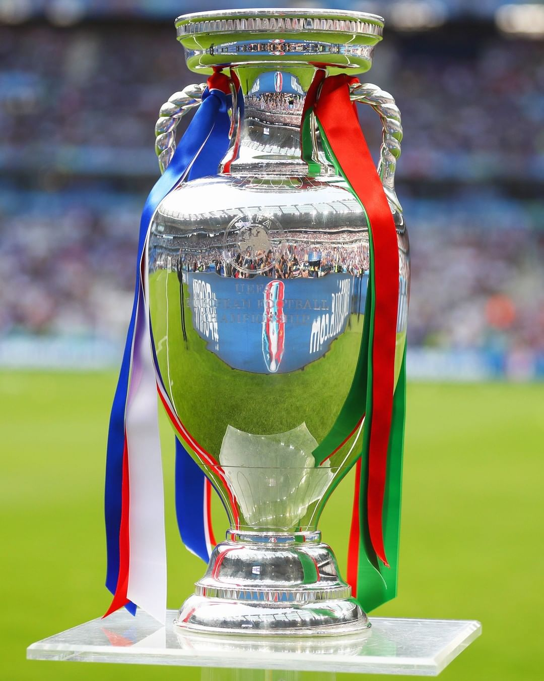 Happy New Year!  Next nation to lift the trophy will be _______!...