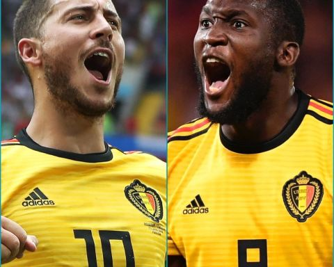 More influential for Belgium; Eden Hazard OR Romelu Lukaku...