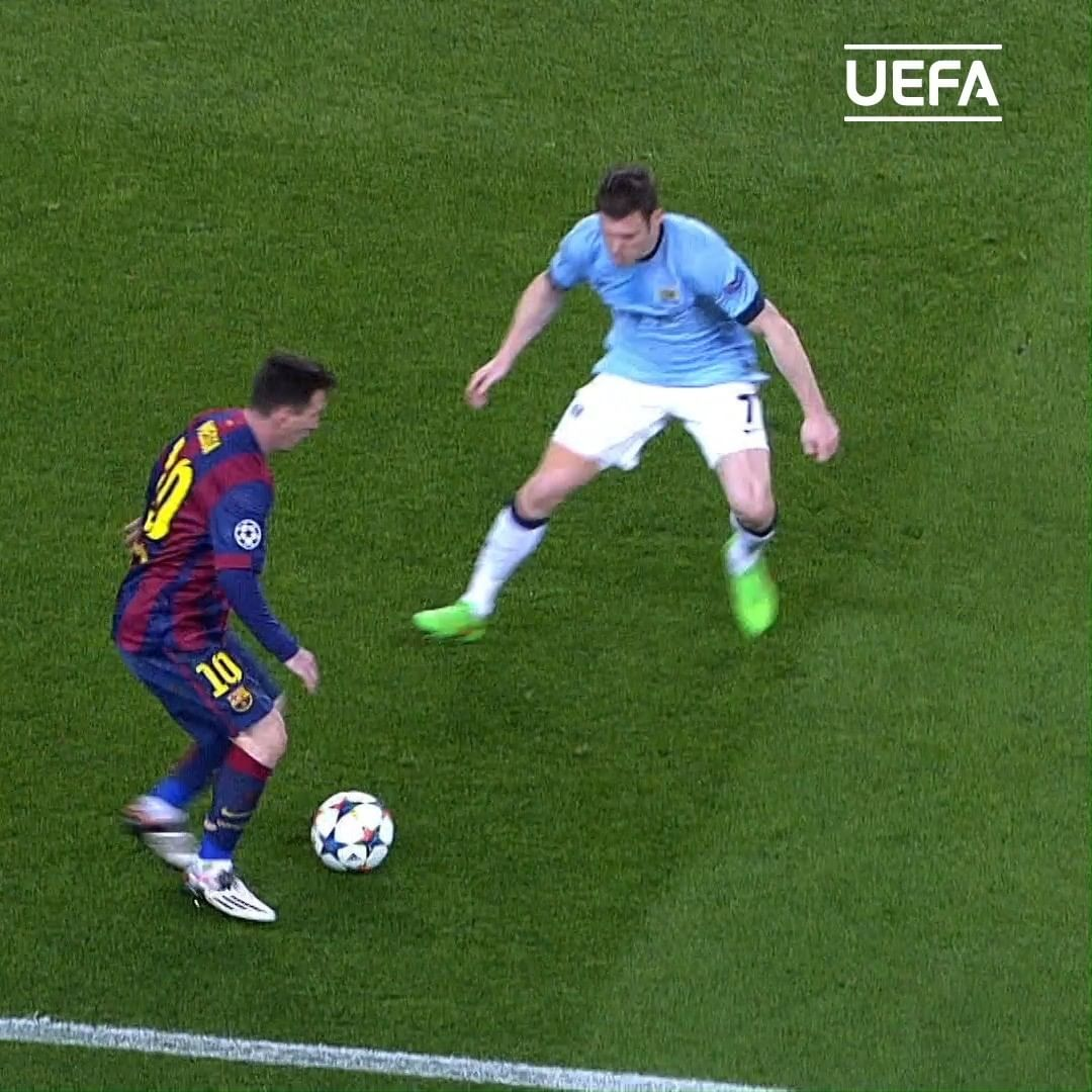 Messi madness! Pick your favourite trick...        ...