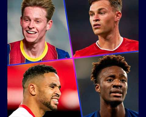 Top performer this weekend?  Frenkie de Jong  Joshua Kimmich  Youssef En-Nesyri...
