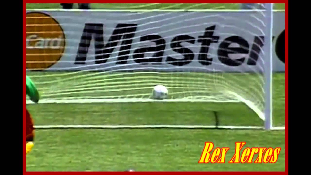 Brazil Vs Cameroon World Cup1994 Romario Goal HD