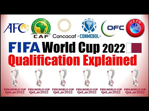 FIFA World Cup 2022 Qatar : Qualification Explained