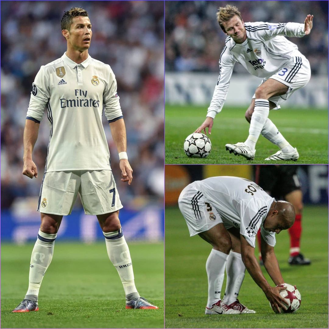 Best free-kick taker you've seen at Real Madrid?   ...