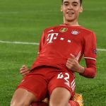 Jamal Musiala = youngest scorer ever for Bayern in  (17 years, 363 days)    Als...
