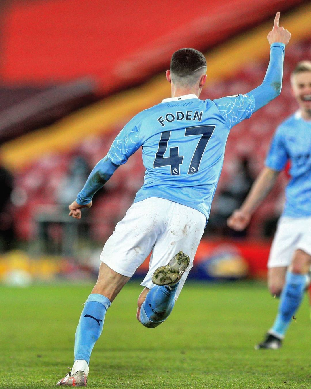 Phil Foden right now = ______   ...