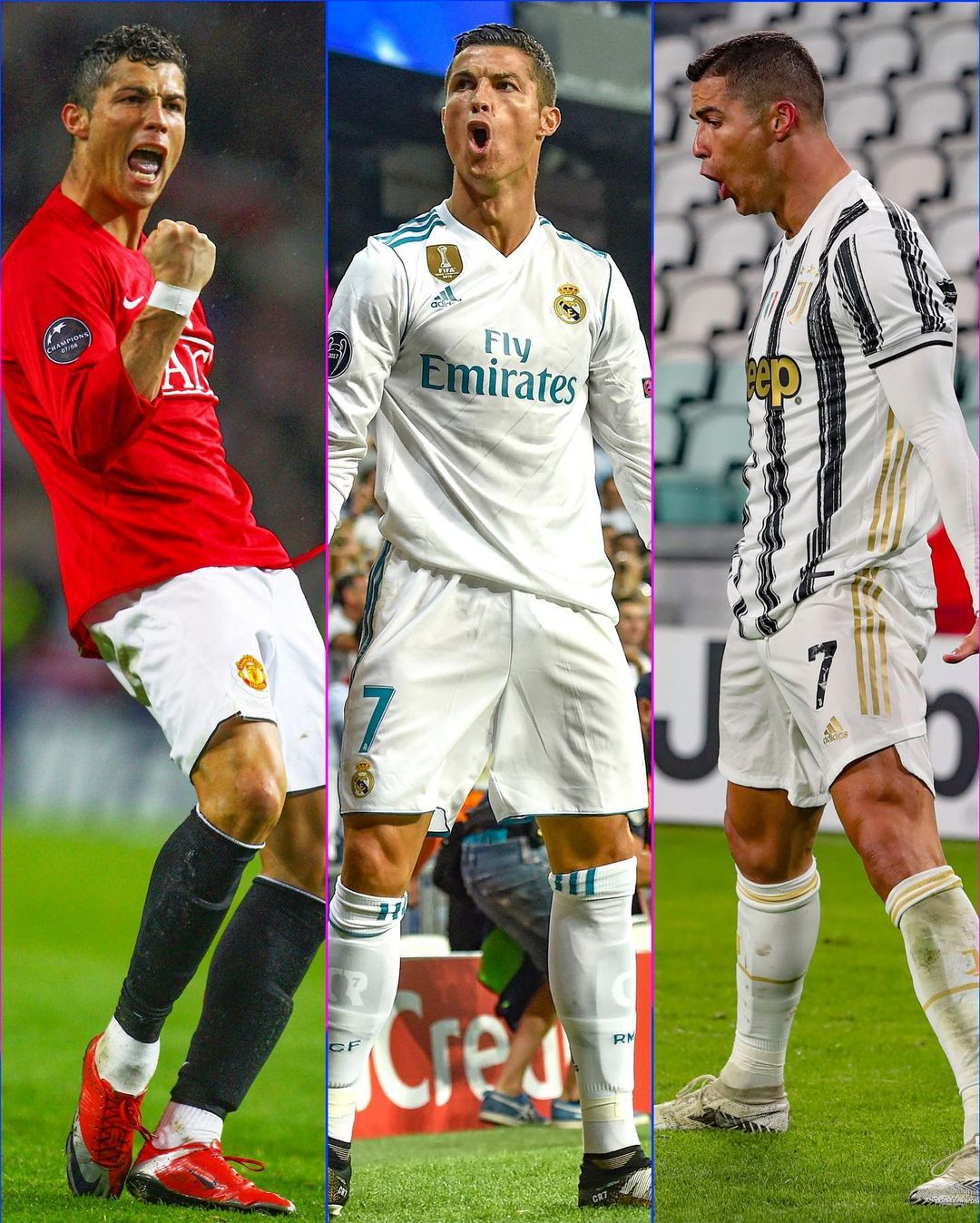 Which version of Ronaldo is your favourite?    1&   2&   3&          ...