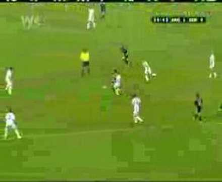 Cambiasso 2-0 best goal on WC 2006 Germany
