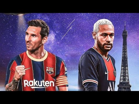 Official trailer : THIS IS A WAR....!  BARCELONA VS PSG UEFA CHAMPIONS LEAGUE  ROUND OF 16