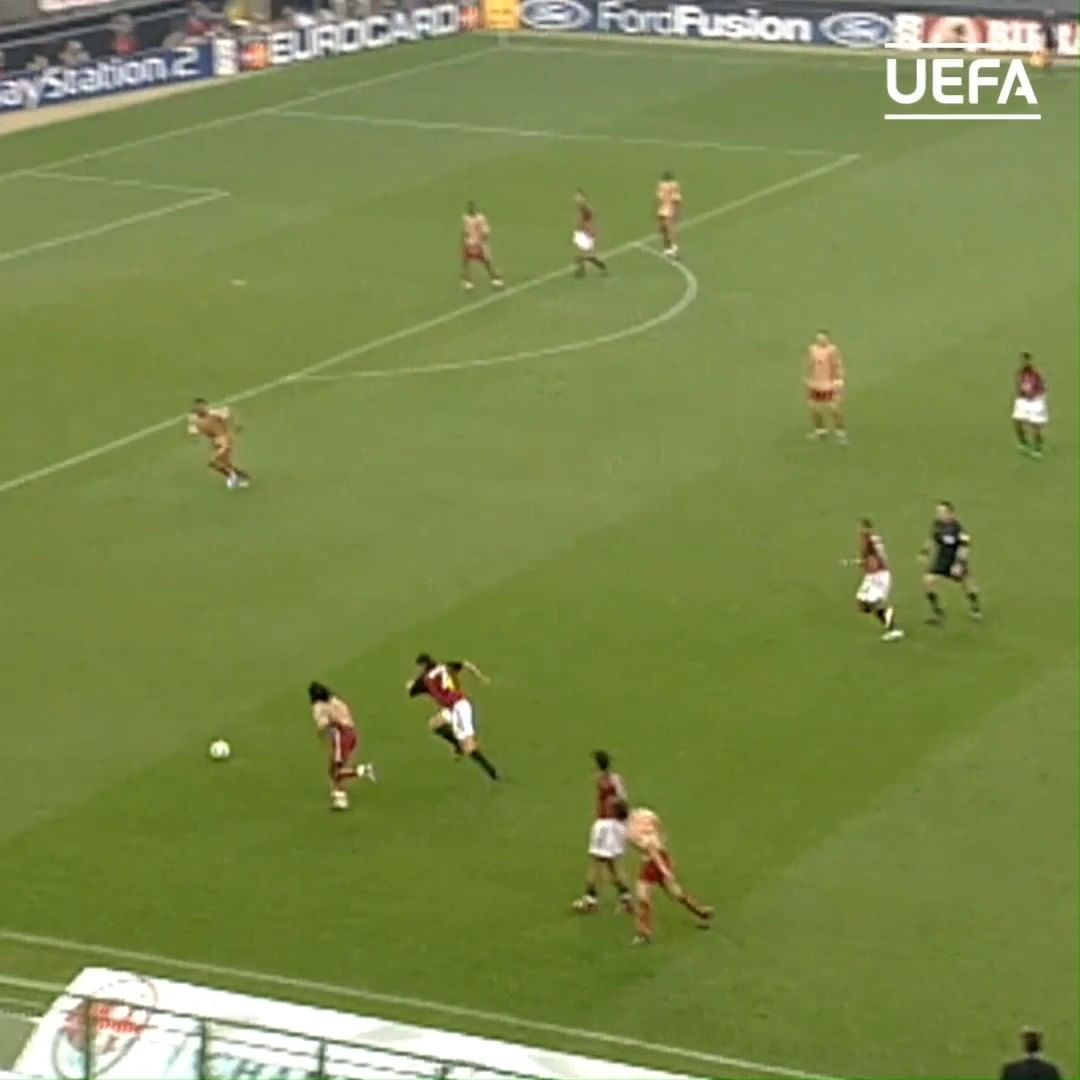 Did you see Rui Costa play?         ...