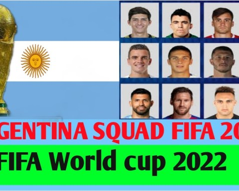 ARGENTINA SQUAD for FIFA World Cup 2022||argentina squad 2022||argentina squad 22|FIFA World Cup 22
