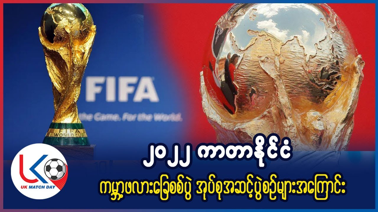 FIFA World Cup 2022 Qualifications