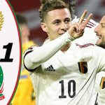 Highlights - Belgium vs Wales - World Cup 2022 Qualifiers | 24/03/2021 | Fifa 21