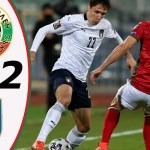 Highlights - Bulgaria vs Italy - World Cup 2022 - Qualifiers | 28/03/2021 | Fifa 21