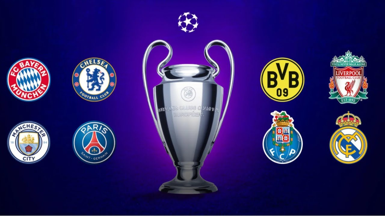 SORTEIO DAS QUARTAS DE FINAL DA UEFA CHAMPIONS LEAGUE 2020/2021