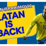 Zlatan Is Back For Euro 2020!   Footy Show Shorts