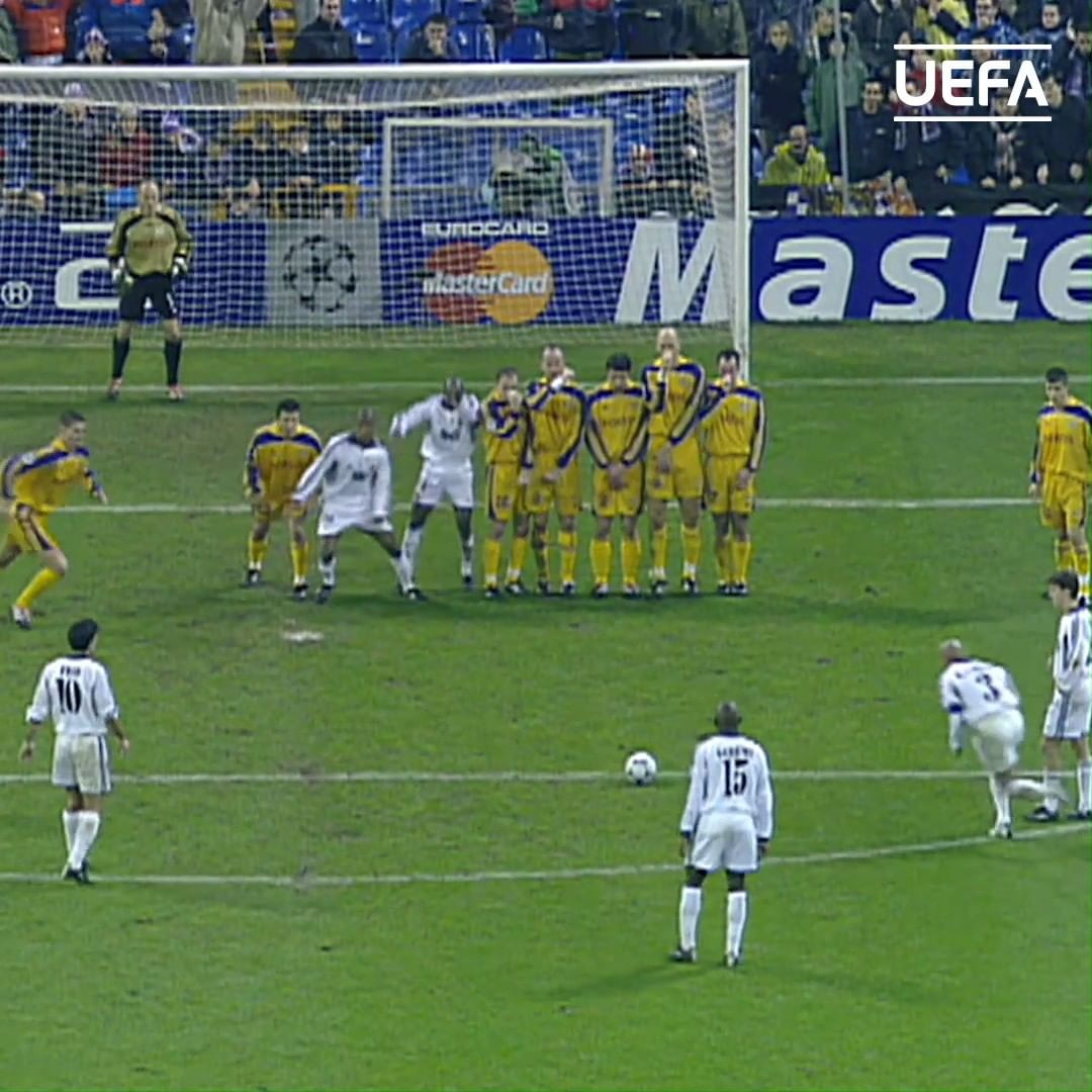 Free-kick rating = _____ / 100   legend Roberto Carlos is 48 today!    ...