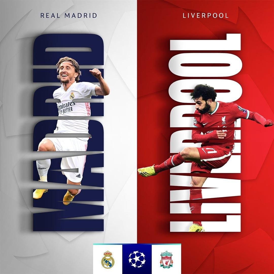 Two European giants collide. Madrid or Liverpool?   ...