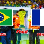 BRAZIL vs FRANCE | Final FIFA World Cup 2022 | PES 2021 Gameplay PC