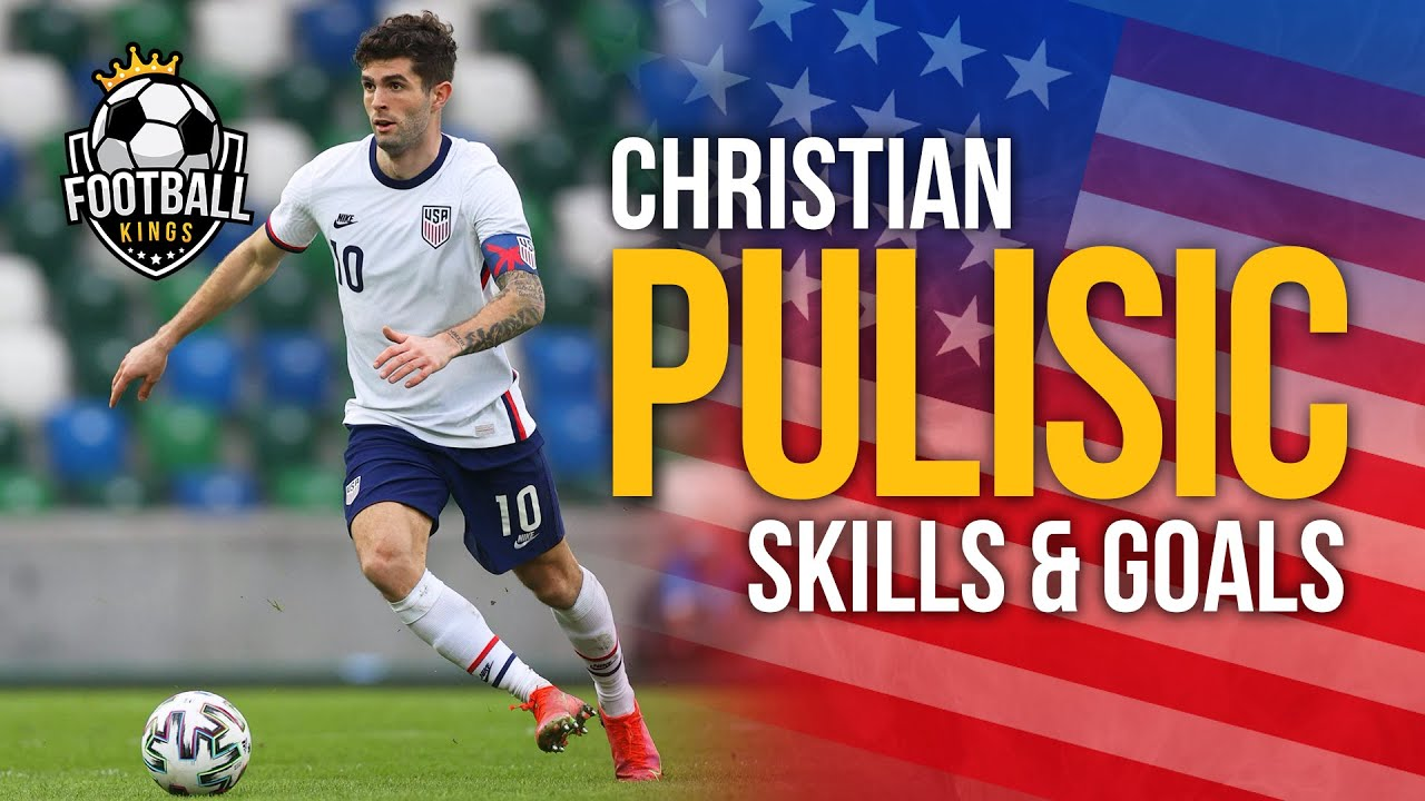 Christian Pulisic | USA's Talent for World Cup 2022 ??