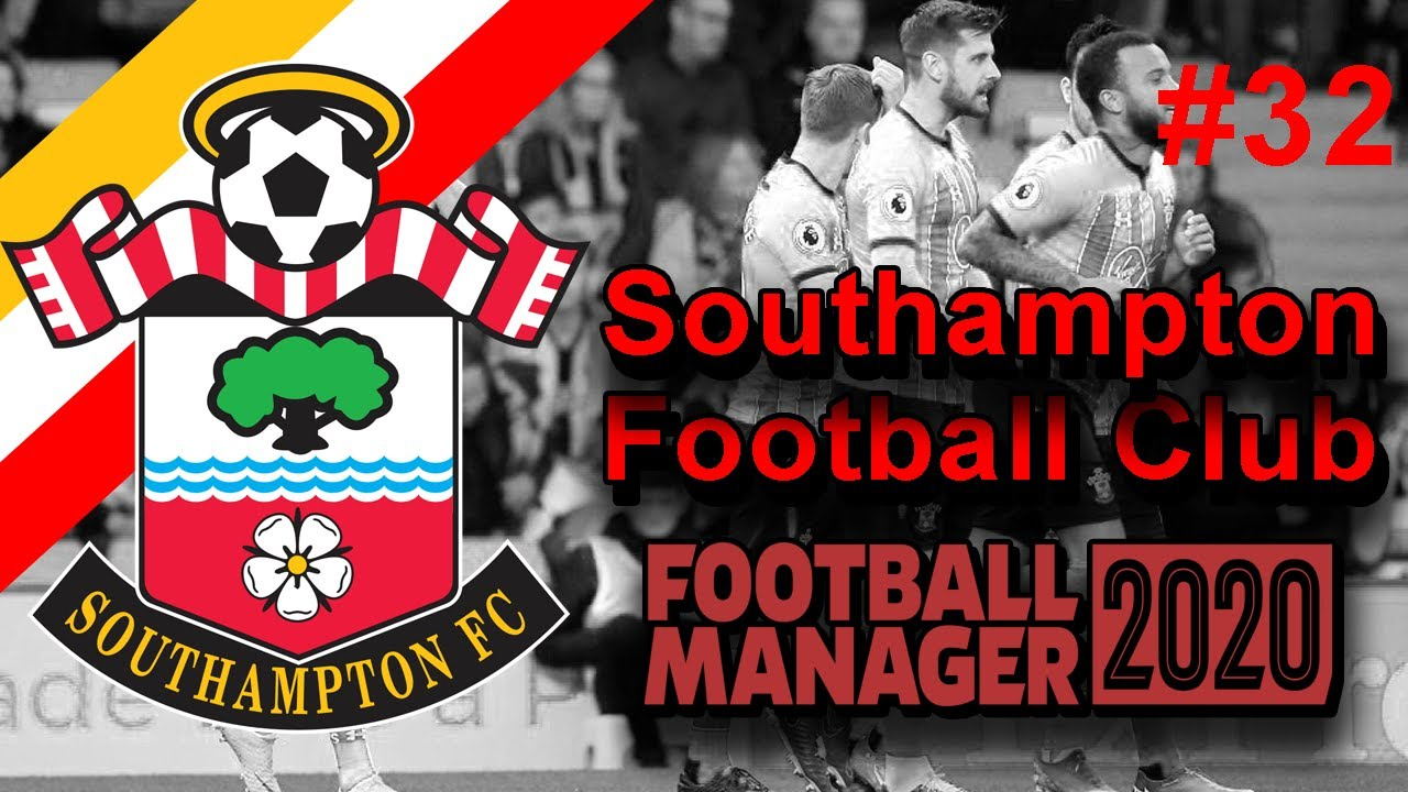 Southampton FM20 l Episode 32 - World Cup 2022 l Football Manager 2020