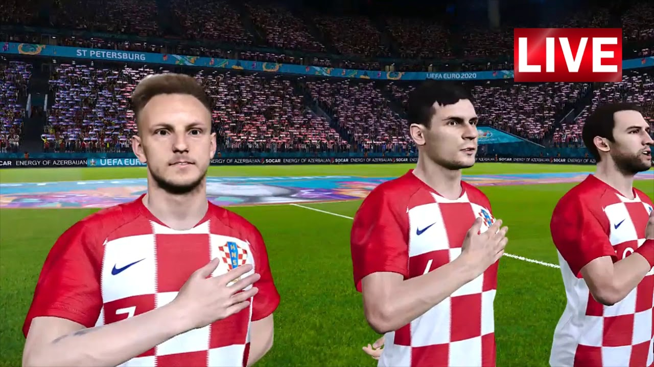 UEFA EURO 2020: PES 2020 Group D Matchday 2 Higlights