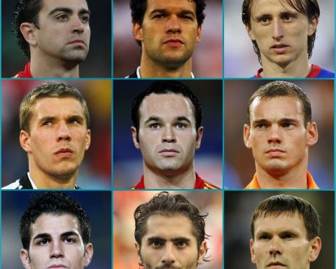 Your favourite midfielder from EURO 2008? ...