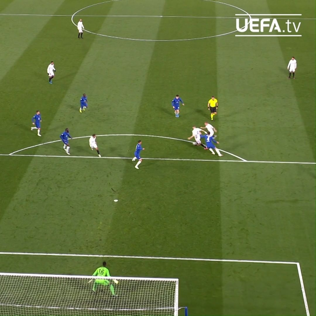 First OR second Edouard Mendy save?                  ...