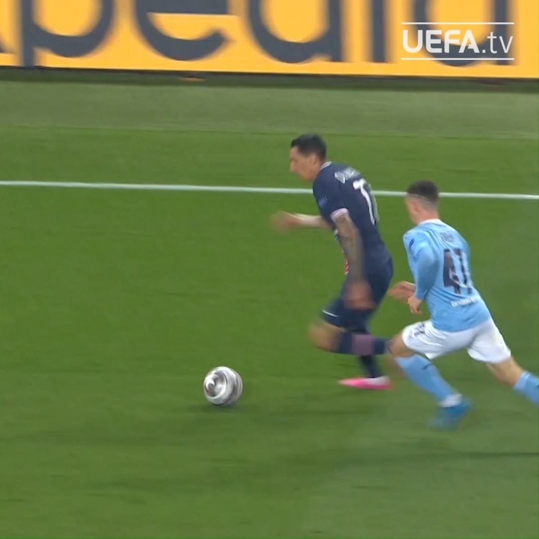 Man. City  Paris: most skilful player on show in this tie = ______  ...