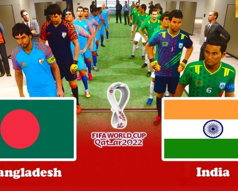PES 2021 | Bangladesh vs India | FIFA World Cup 2022 | Gameplay PC