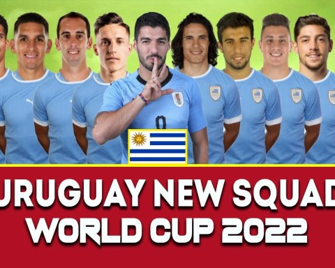 URUGUAY New Squad | FIFA World Cup 2022 | Qatar World Cup | Uruguay Team