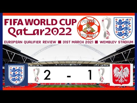 """""""Harry Maguire Saved That Game!"""" England 2-1 Poland (FIFA World Cup 2022 European Qualifier Review)"""