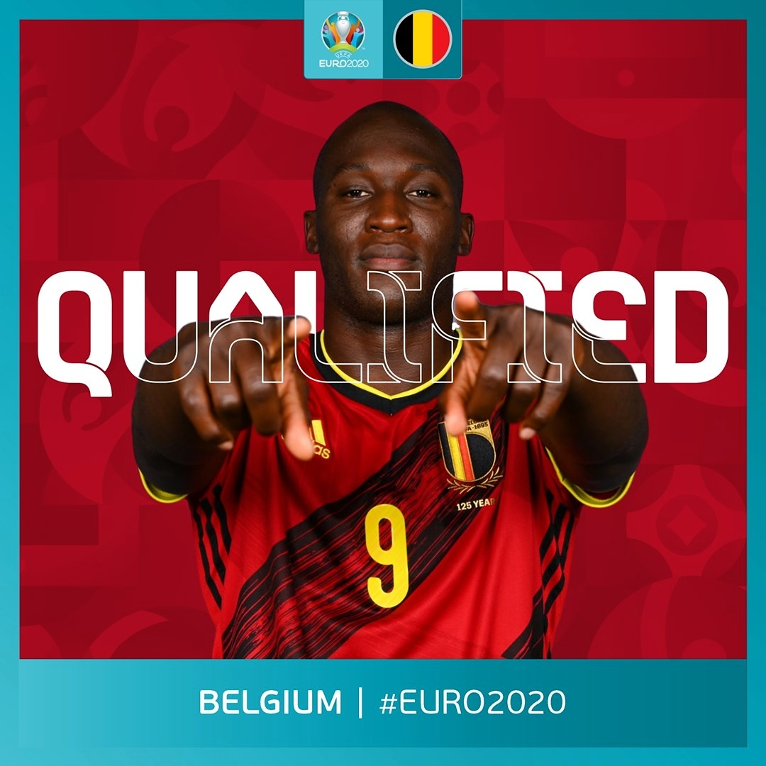 Bravo, Belgium! The second team to qualify for the Round of 16    |  ...