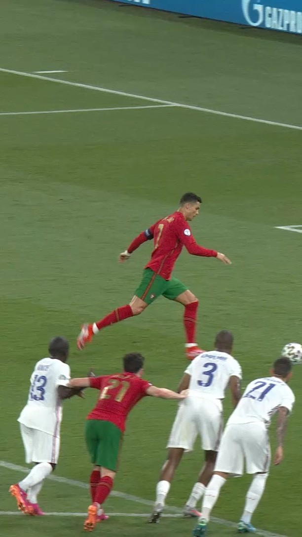 Cristiano Ronaldo has set a blistering pace with 5 goals in 3  games!    | ...