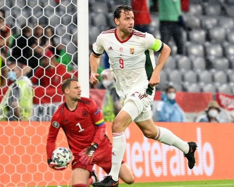 Szalai strikes the first blow! Germany drop to bottom of Group F! Will they tur...
