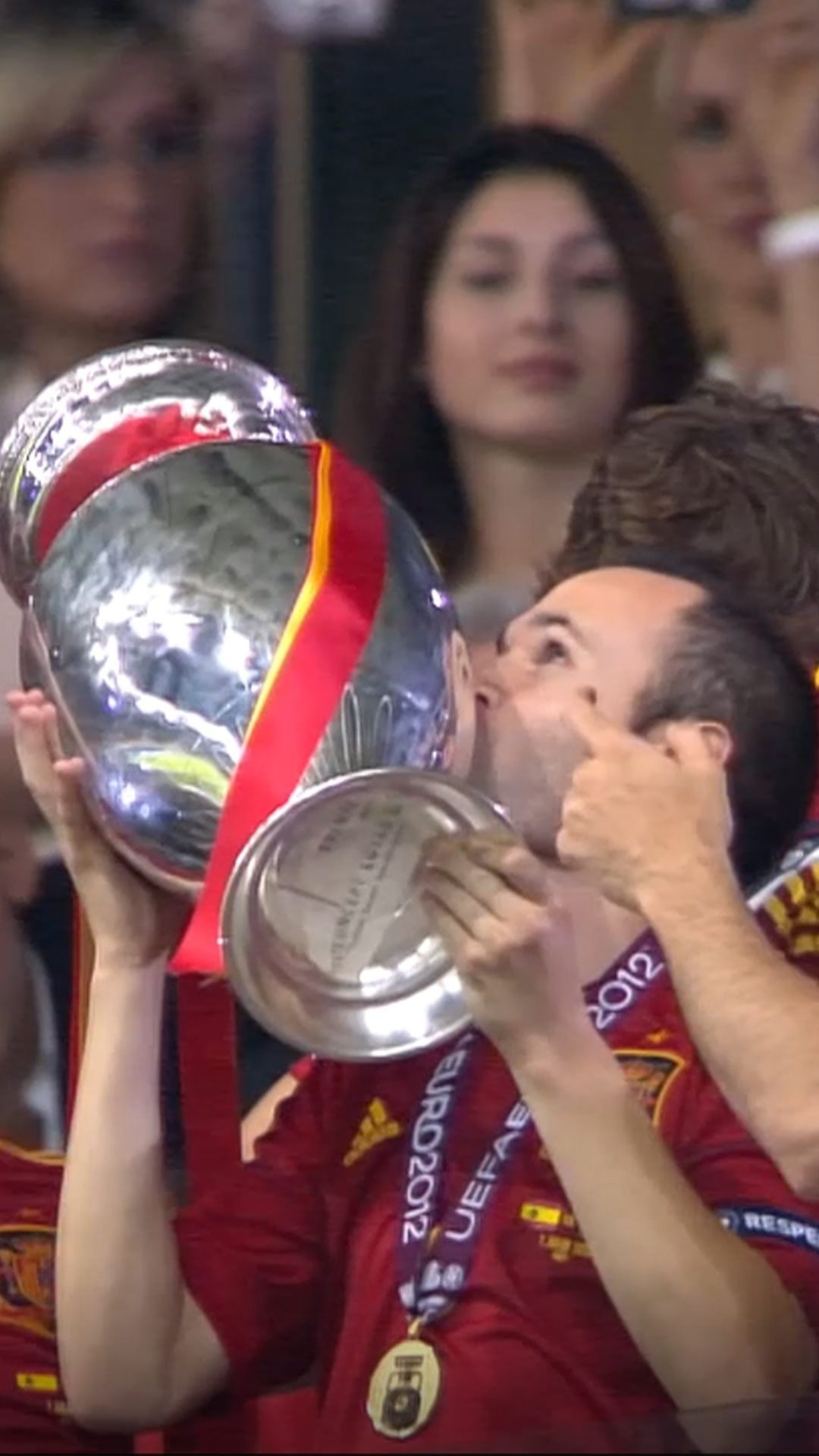 Who was Spain's best player at EURO 2012?    ...