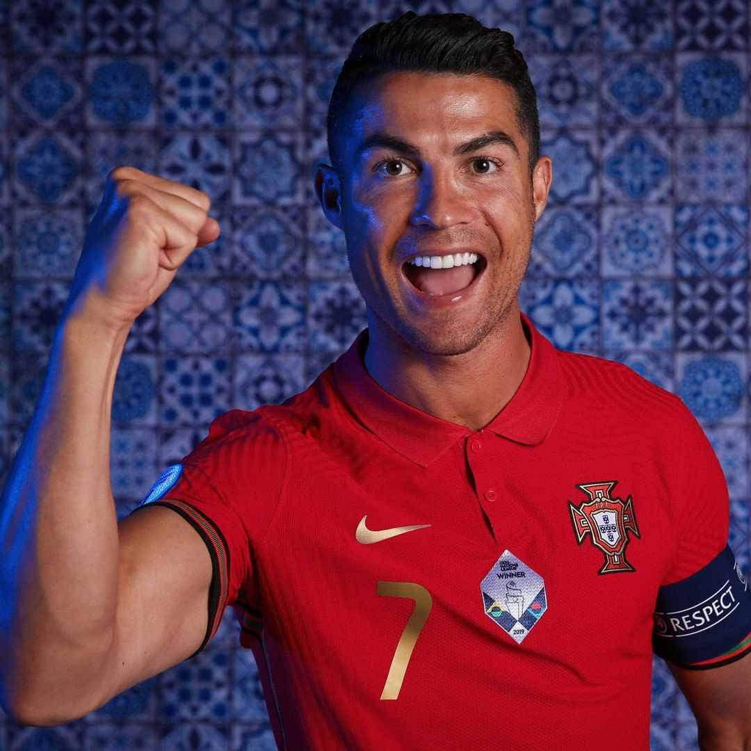 The  all-time leading scorer is back in action  Will  lead Portugal to  glory?  ...